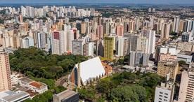no Centro, Londrina